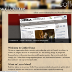 Coffee Hour - Final Home Page